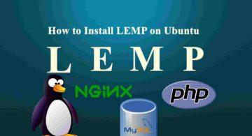 LEMP Stack Or Linux, Nginx, MySQL, PHP  Ko Ubuntu 16.04 Par Install Kaise Kare