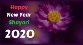 नए साल की शायरी 2020 – Happy New Year Shayari in Hindi