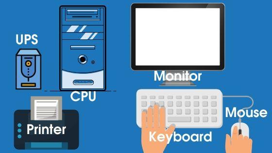computer ke parts - parts of computer in hindi (1)