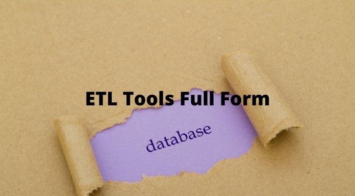 ETL Tools Full Form - ETL Tools का पूरा नाम क्या है?