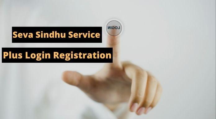 Seva Sindhu Service Plus Login Registration
